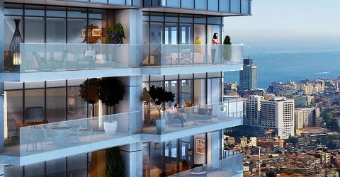 Pre-Launch Price in Central Istanbul Hotel Residences geared for Keen Investors